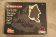 Rare Scorched Earth Europa Game Ii Gdw 829 Complete And Unpunched Condition War