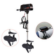 Water Sports Outboard Motor 2200w 60v Inflatable Fishing Boat