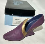 Just The Right Shoe By Raine 25003 Italian Racer 1998 Collectible Figurine