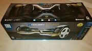 Hover 1 Eclipse Scooter Bluetooth 8 Wheels Gold/black