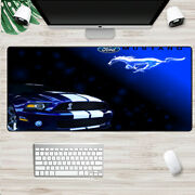 New Ford Mustang Mouse Pad Laptop Mat Large Size Mousepad
