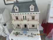 1 Victorian Dollhouse Scale112 Completed From A Real Good Toys Kit