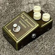 Ibanez Tsv808 Tube Screamer Overdrive Pro Used Effector For Electric Guitar
