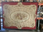 Antique Wall Hanging Tapestry French