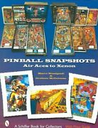 Pinball Snapshots Air Aces To Xenon By Marco Rossignoli 9780764321092