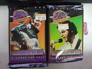 1992 The Elvis Collection The Cards Of His Life Series 1 Sealed 36 Packs