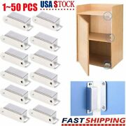 150pcs Magnetic Cabinet And Door Latch Catch Closures Kitchen Cabinet Cupboard Us