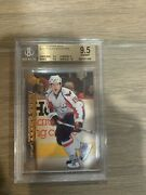 Nicklas Backstrom 2007-08 Ud Young Gun Rc 249 Bgs 9.5 Gem Mint With 10 Sub Caps