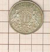 Superb Token Silver 1762 Town Hall Of Rennes