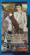 Steinsgate Precious Memories Anime Collectible Trading Card Booster Box New