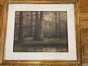 19th Century Painting Size 11x14.5