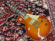 Greco Eg59-70 Mod Les Paul Type Made In Japan 1982 Vintage Used Electric Guitar