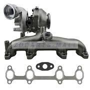 Bv39 Turbo 54399880031 For Volkswagen Beetle And Jetta W/ 1.9 Tdi Brm Engine 05-07