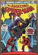 Rare Vintage Item The Amazing Spider-man 136 Green Goblin Shipping From Japan