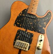 Bill Lawrence Mad Cat Bt2-m Electric Guitar Used F/s
