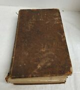 The American Coast Pilot By Edmund M Blunt 1854 17th Ed Hardcover