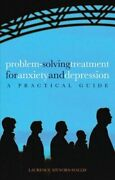 Problem Solving Treatment For Anxiety And Depression A Practical Guide By...