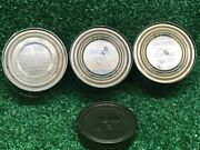 4 Military Meal Combat Individual Rations Ration B-2 Unit Crackers Candy Jam Nut