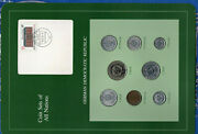 Coin Sets Of All Nations East Germany 1979-1981 Unc 5 Mark 1979 Km29 32000