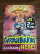 1985 Garbage Pail Kids Series 2 - Excellent Extremely Rare💎💎💎