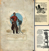 Champion Blower And Forge Company - 1916 General Line Catalog - 358 Pages