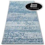 Very Soft Carpet' Yazz 'clouds Blue 100 Acrylic High Quality Unique