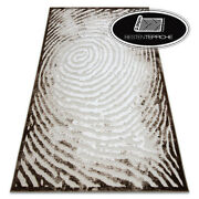 Very Soft Carpet' Yazz 'beige Baumring Acrylic High Quality Unique