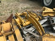Caterpillar Quick Coupler For Use With Backhoe Loaders Prod Ref No 4176878