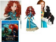 14 Brave Merida Baby And 11 Doll, Stallion Horse 14 Blu-ray Collectors Edition