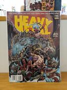 Heavy Metal 300 2020 Taarna C Cover Excellent Condition