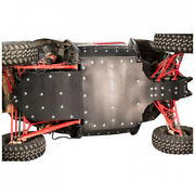 Tusk Quiet Glide Skid Plate With Rock Sliders 3/8 198-394-0001
