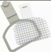 Cap/hat Hoop For Brother Embroidery Machine Se270d Simplicity Sb7500 Innovis990d
