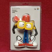 Rare Unopened Stussy Reas Vinyl Collectible Dolls 2009 Medicom Toy From Japan