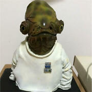 Rare Good Condition Limited Item Star Wars Admiral Ackbar Shipping From Japan