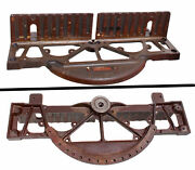 Orig. Cast Iron Frame For Stanley No. 246 Mitre Box- Often Damaged- Mjdtoolparts