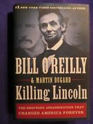 2011 Killing Lincoln Hardcover Book By Bill O Reilly And Martin Dugard