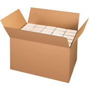 36 X 22 X 22 Double Wall Corrugated Boxes Ect-51 50 Pieces
