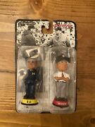Rare Bo Schembechler Woody Hayes Magnetic Bobblehead Bobble Ohio State Michigan