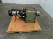 Okuma Lb15 Cnc Lathe Complete Spindle Assembly With Actuator And Chuck