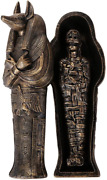 Pacific Giftware Ancient Egyptian Artifact Collectible God Of Underworld Anubis