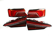 Ulo Led Wing Tail Light Rear Lamps Full Set Fits Audi A5 F5a F57