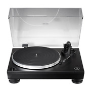 Audio Technica Fully Manual Direct Drive Turntable - At-lp5x - Open Box