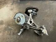 91-01 Acura Nsx 3.0l At Na1 Front Left Driver Knee Assy Strut Hub Control Arms