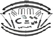 Superlift 12 Suspension Lift Kit 73-87 Gmc/chevy 1/2 Ton Pickup 4wd W/ Springs