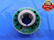 1 3/8 8 Na 2g Acme Thread Ring Gage 1.375 Go Only P.d. = 1.3031 1.3750 Check