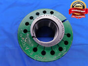 1.580 6 Stub Acme Left Hand Thread Ring Gage 1.58 Go Only P.d. = 1.5350 L.h.