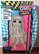 Lol Surprise Omg Lights Groovy Babe Fashion Doll With 15 Surprises