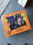 Sold Out Nightmare Before Christmas Jack Skellington Animatronic