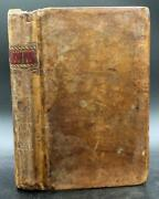 1801 Notes Of The State Of Virginia By Thomas Jefferson United States President