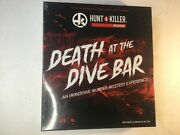 Hunt A Killer Death At The Dive Bar Immersive Murder Mystery Game Brand New